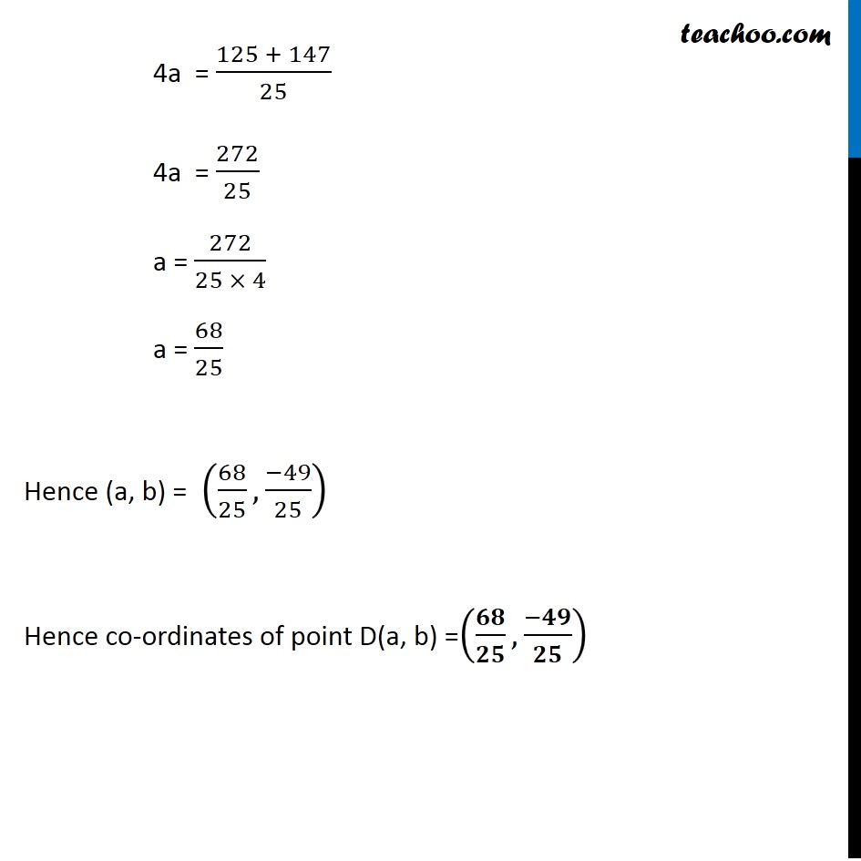 Ex 10.3, 14 - Chapter 10 Class 11 Straight Lines - Part 7