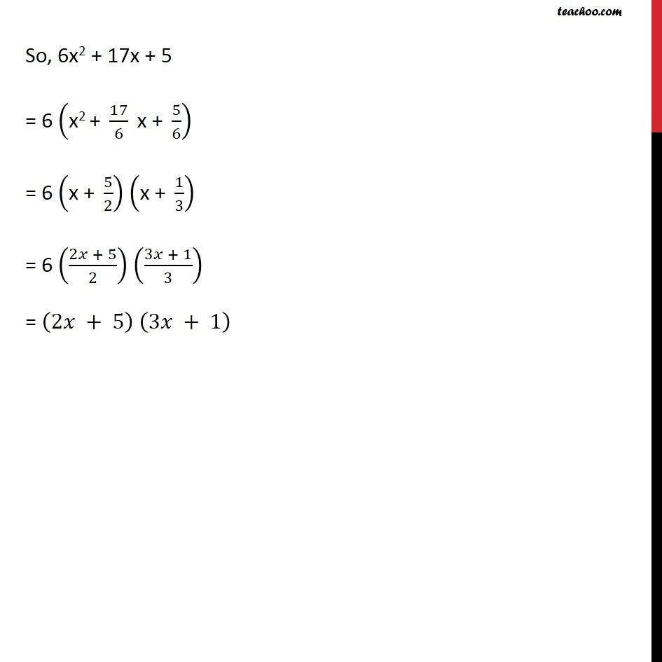 Example 13 - Chapter 2 Class 9 Polynomials - Part 6