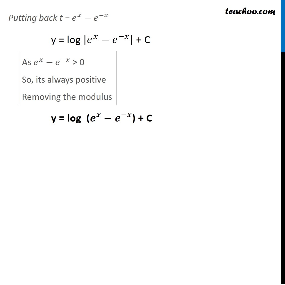 Ex 9.4, 5 - Chapter 9 Class 12 Differential Equations - Part 3