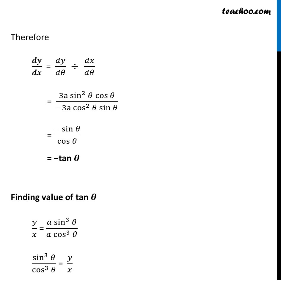 Example 37 - Chapter 5 Class 12 Continuity and Differentiability - Part 5