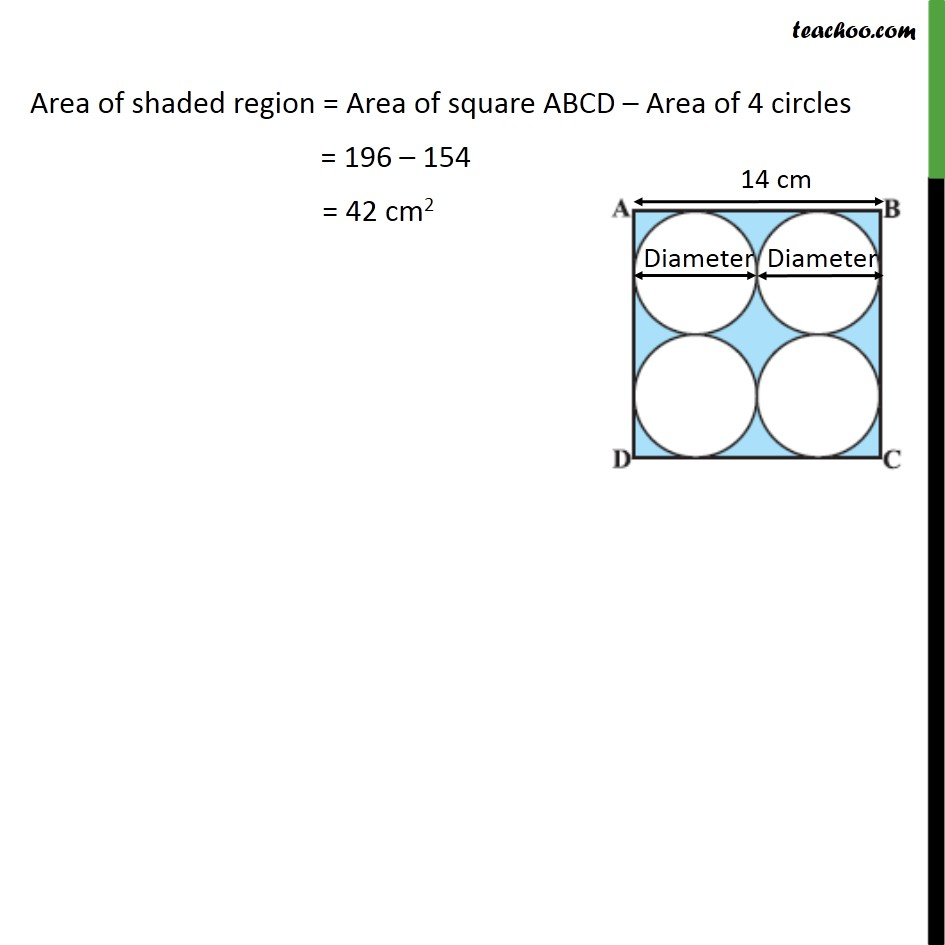 Example 5 - Chapter 12 Class 10 Areas related to Circles - Part 3