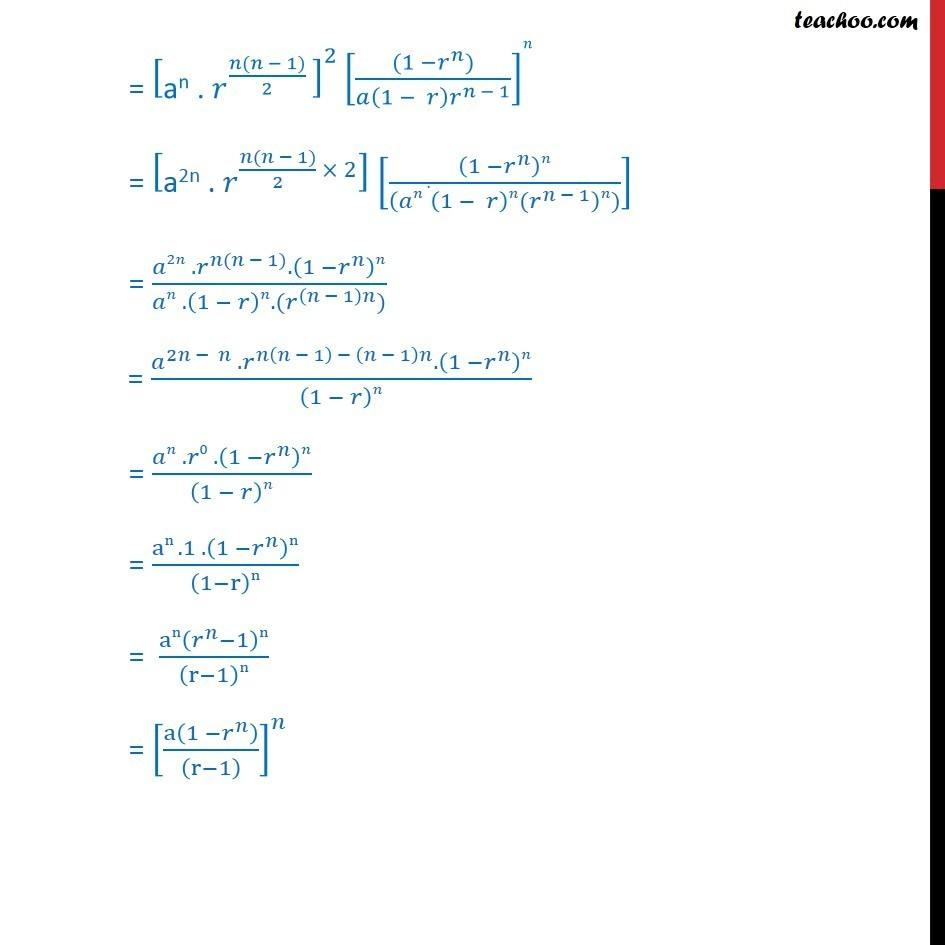 Misc 14 - Chapter 9 Class 11 Sequences and Series - Part 5