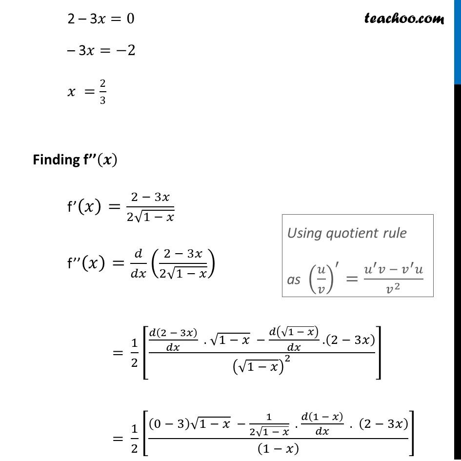 Ex 6.5,3 - Chapter 6 Class 12 Application of Derivatives - Part 30