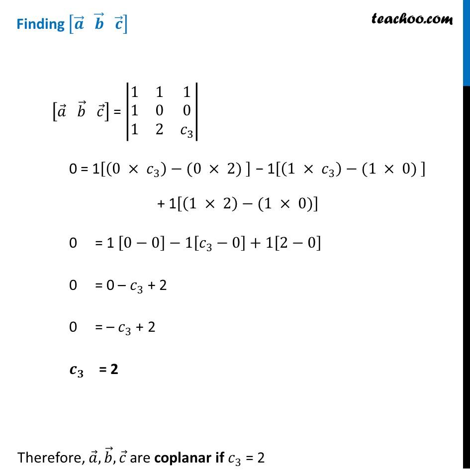Ex 10.5, 4 (Supplementary NCERT) - Chapter 10 Class 12 Vector Algebra - Part 2
