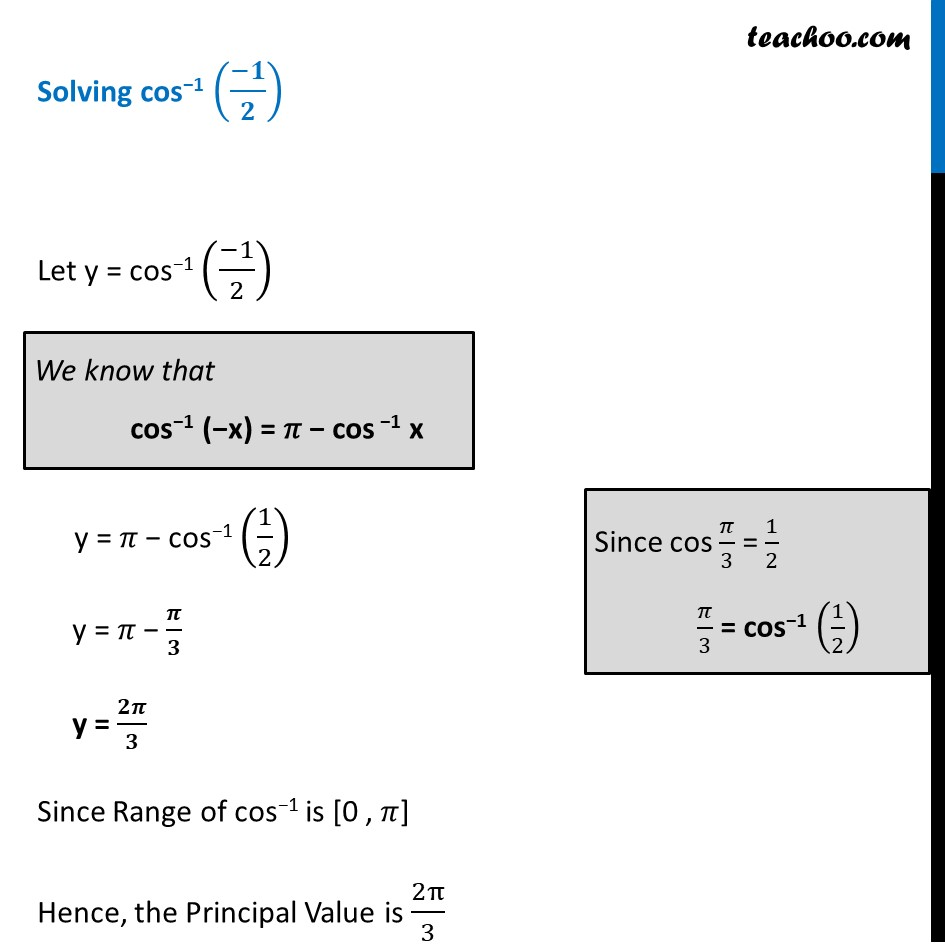 Ex 2.1, 14 - Chapter 2 Class 12 Inverse Trigonometric Functions - Part 3