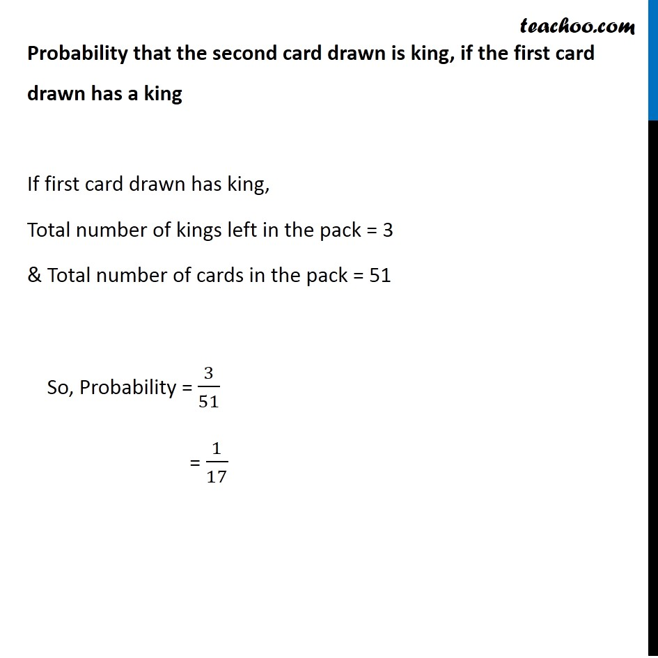 Example 9 - Chapter 13 Class 12 Probability - Part 3
