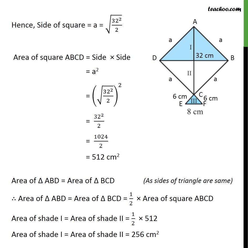 Ex 12.2, 7 - Chapter 12 Class 9 Herons Formula - Part 3