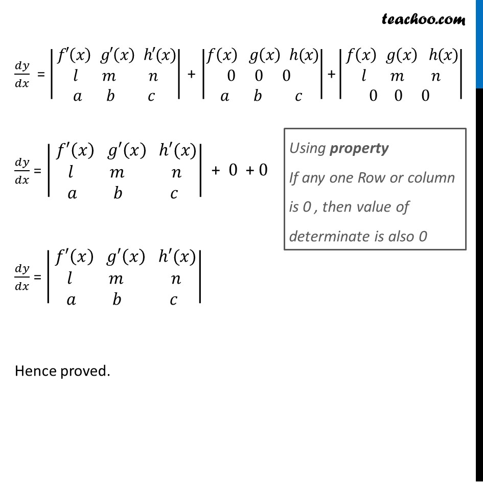 Misc  22 - Chapter 5 Class 12 Continuity and Differentiability - Part 5