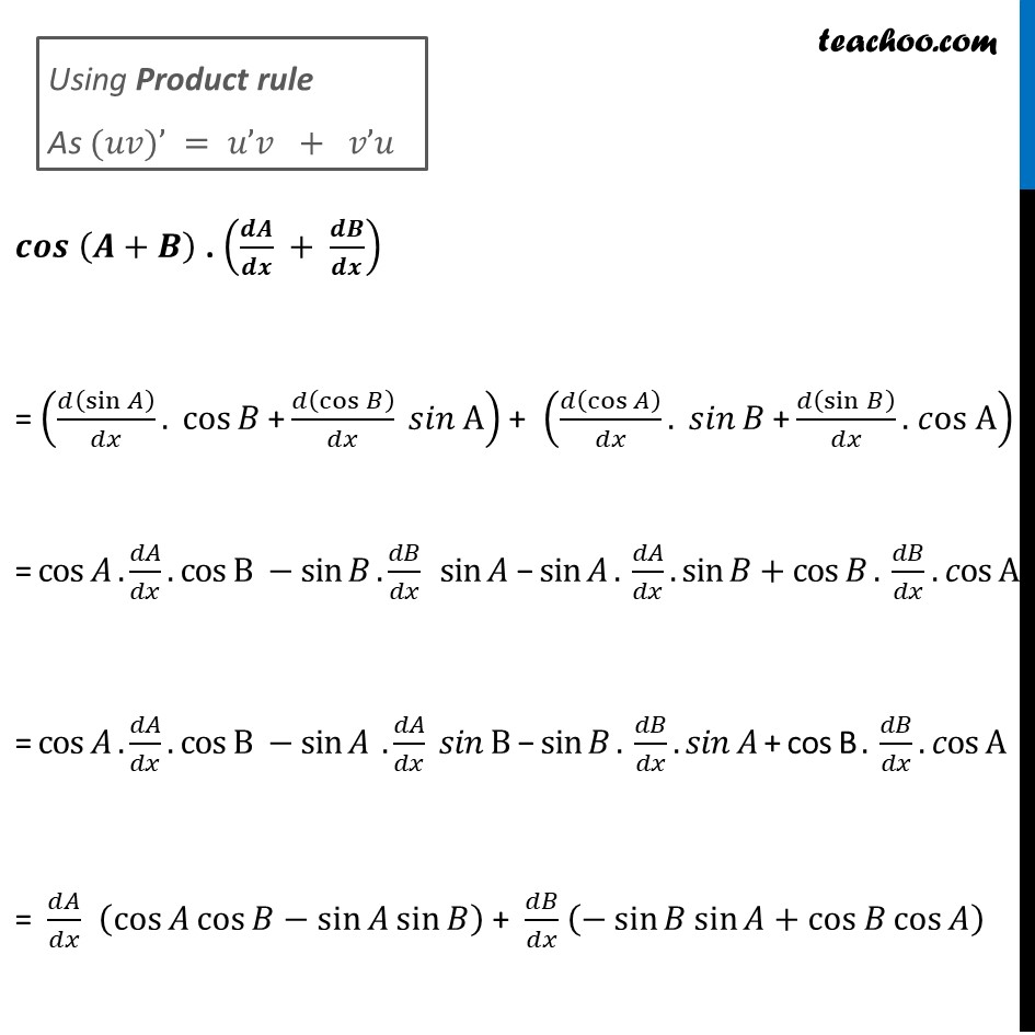 Misc 20 - Chapter 5 Class 12 Continuity and Differentiability - Part 2