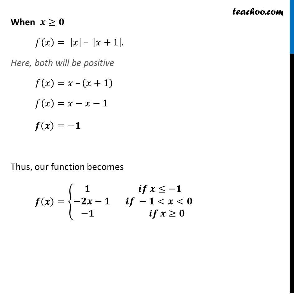 Ex 5.1, 34 - Chapter 5 Class 12 Continuity and Differentiability - Part 3