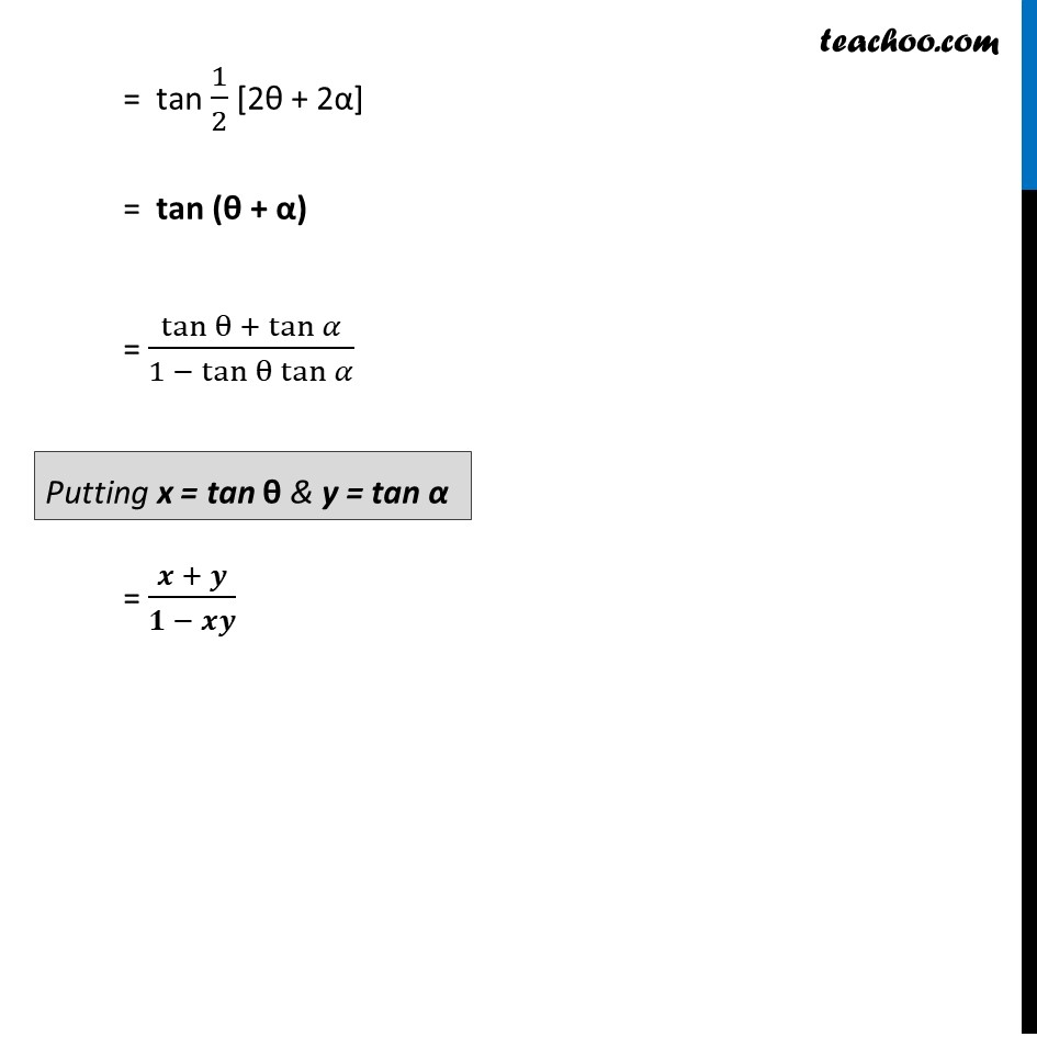 Ex 2.2, 13 - Chapter 2 Class 12 Inverse Trigonometric Functions - Part 5