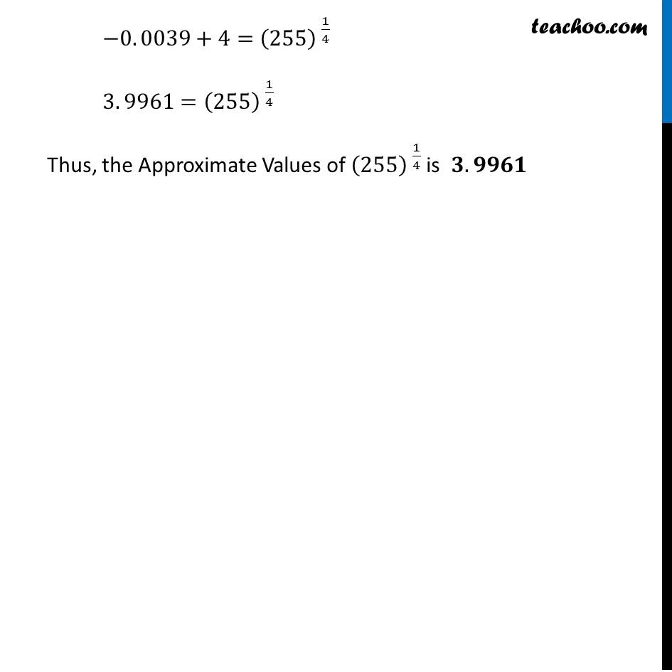 Ex 6.4, 1 (viii) - Chapter 6 Class 12 Application of Derivatives - Part 4