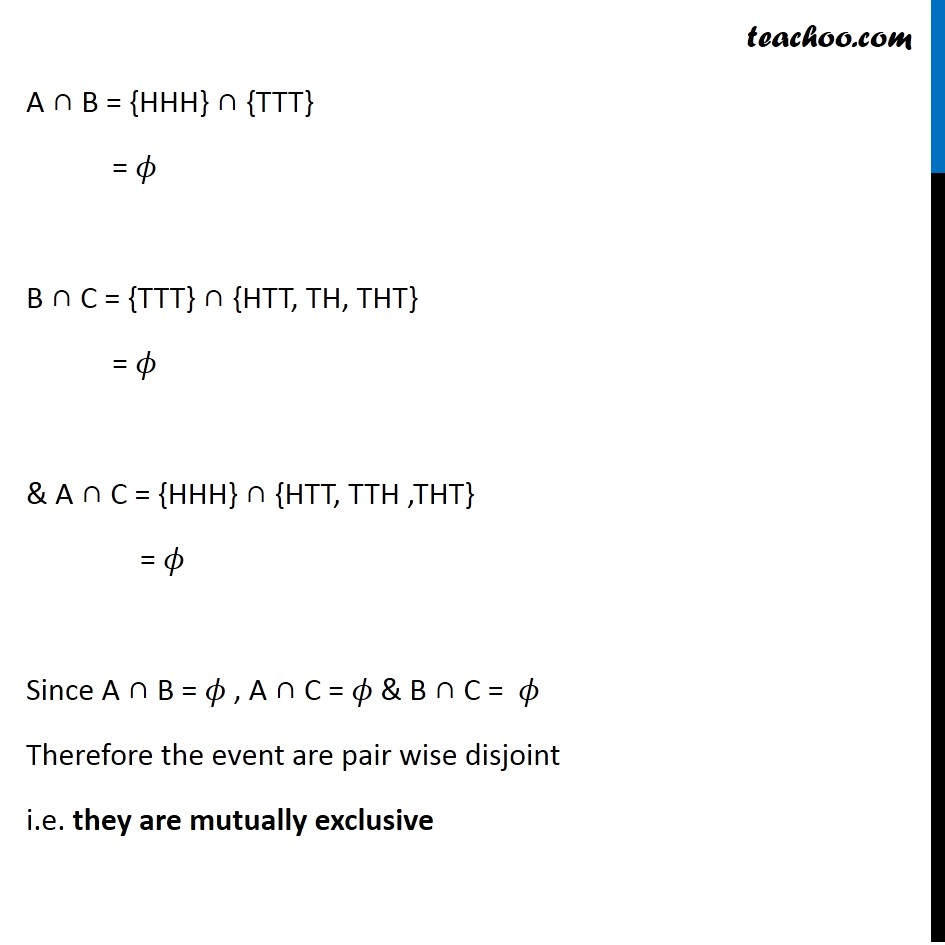 Ex 16.2, 5 - Chapter 16 Class 11 Probability - Part 11