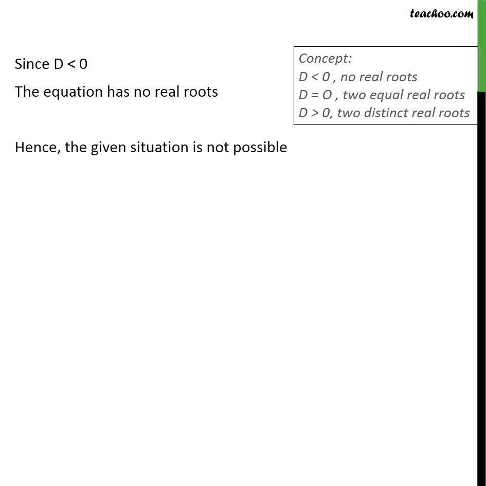 Ex 4.4, 4 - Chapter 4 Class 10 Quadratic Equations - Part 3