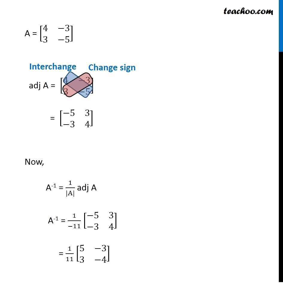 Ex 4.6, 9 - Chapter 4 Class 12 Determinants - Part 3