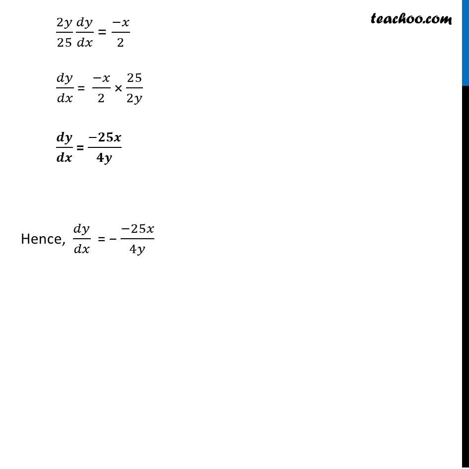 Example 17 - Chapter 6 Class 12 Application of Derivatives - Part 2