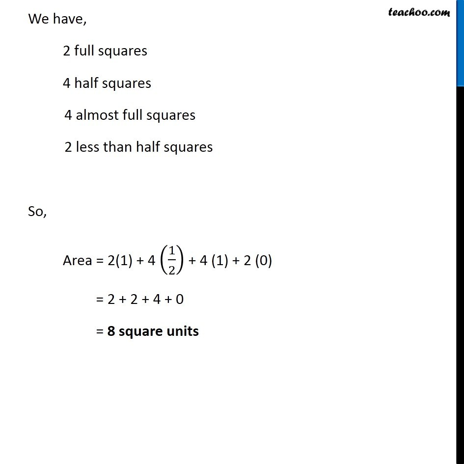 Ex 10.2, 1 (l) - Chapter 10 Class 6 Mensuration - Part 2