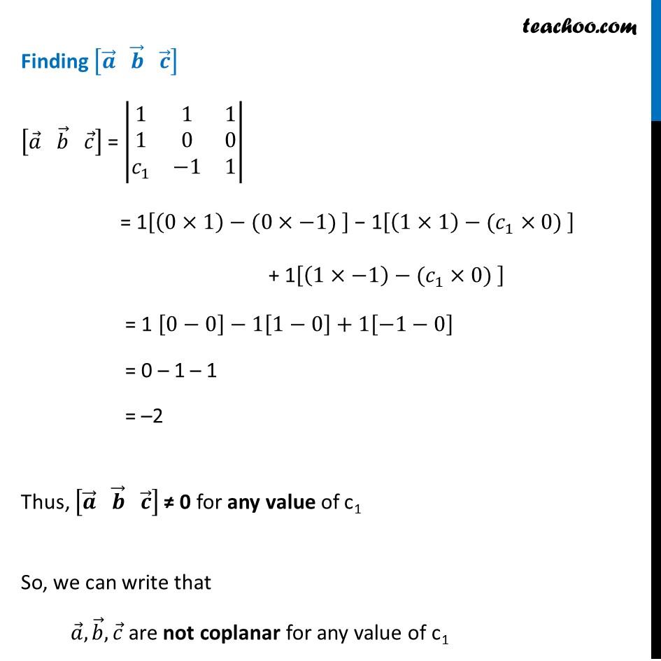 Ex 10.5, 4 (Supplementary NCERT) - Chapter 10 Class 12 Vector Algebra - Part 4