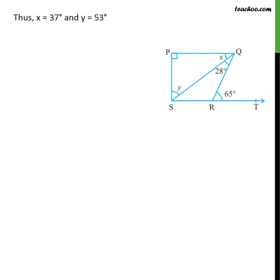 Ex 6.3, 5 - Chapter 6 Class 9 Lines and Angles - Part 2