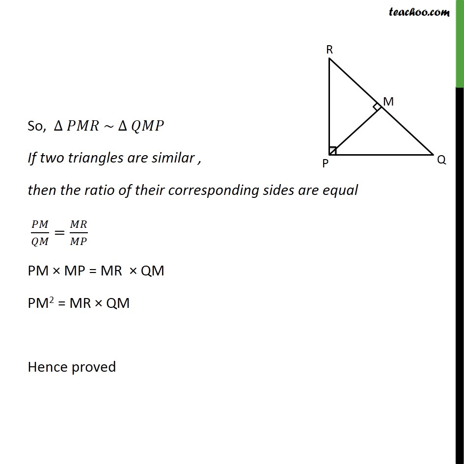 Ex 6.5, 2 - Chapter 6 Class 10 Triangles - Part 6
