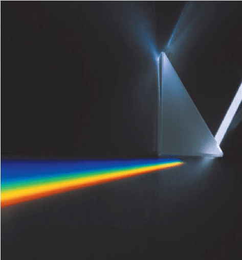 Dispersion of White Light in Glass Prism - Real life example.png