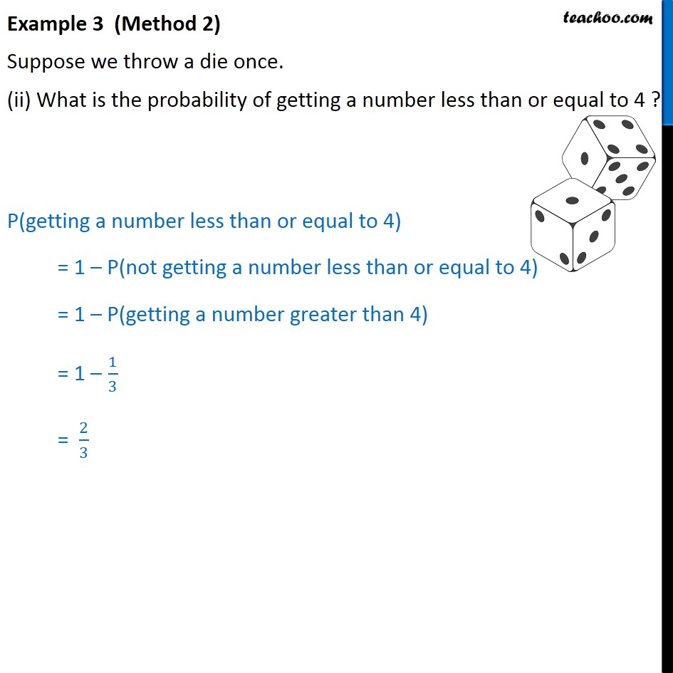 Example 3 - Chapter 15 Class 10 Probability - Part 3