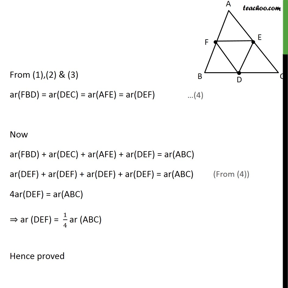 Ex 9.3, 5 - Chapter 9 Class 9 Areas of Parallelograms and Triangles - Part 4