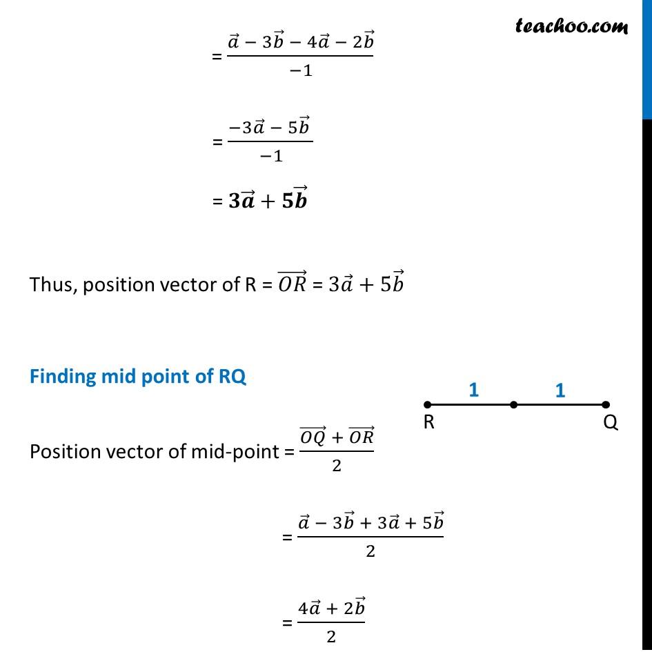 Misc 9 - Chapter 10 Class 12 Vector Algebra - Part 2