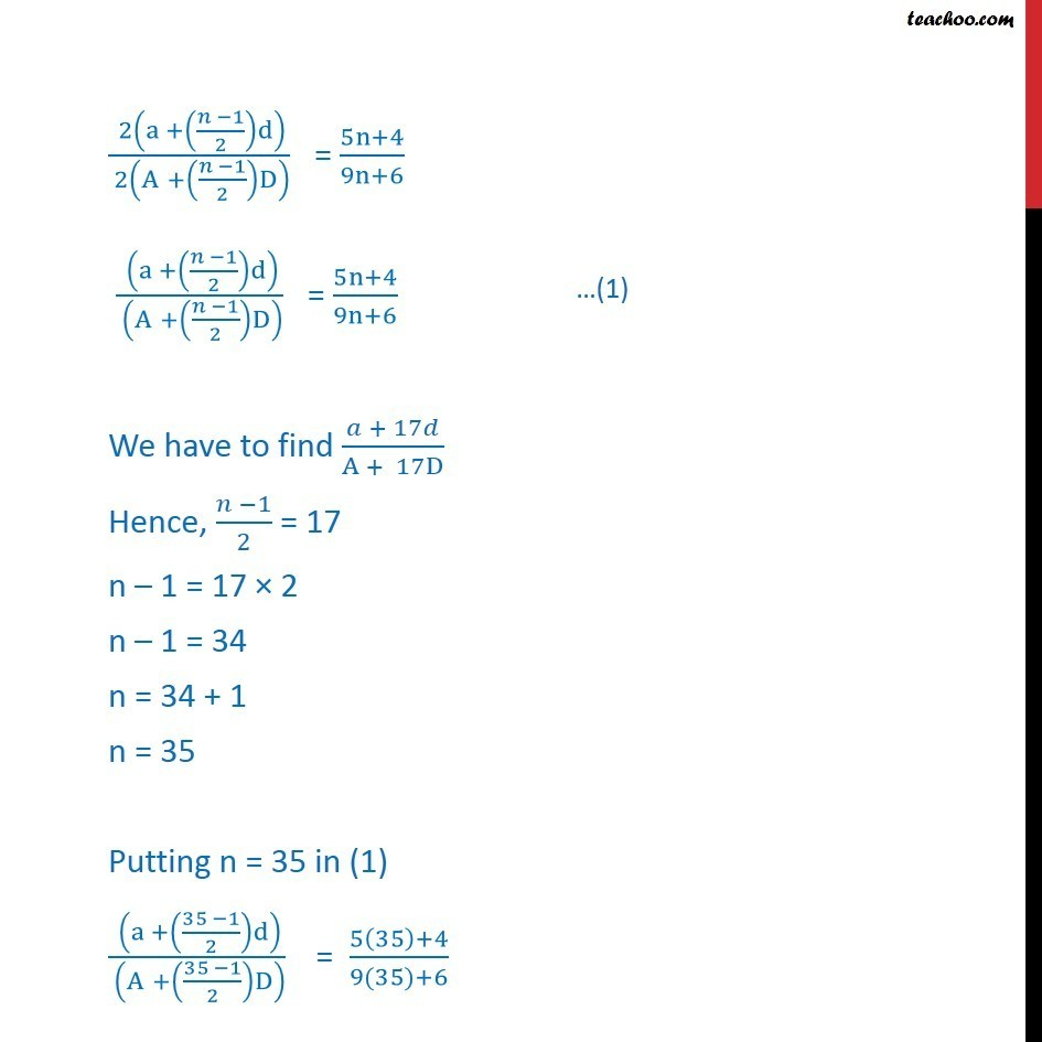 Ex 9.2, 9 - Chapter 9 Class 11 Sequences and Series - Part 3