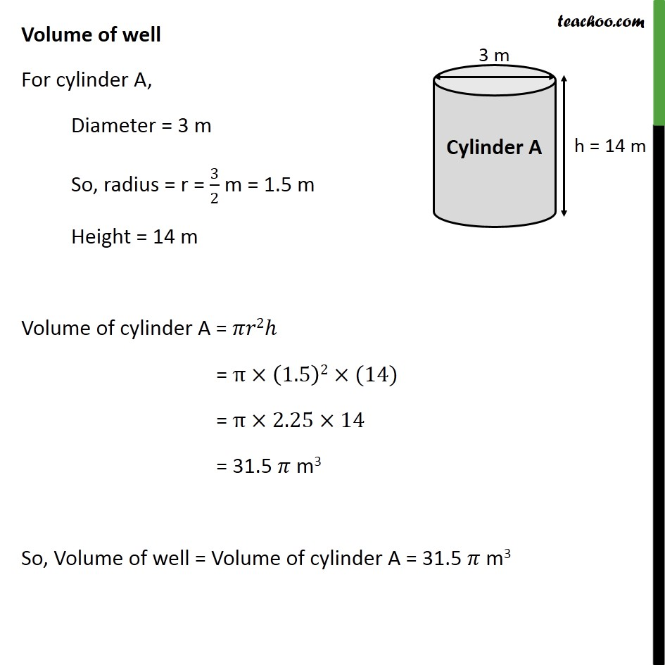 Ex 13.3, 4 - Chapter 13 Class 10 Surface Areas and Volumes - Part 2