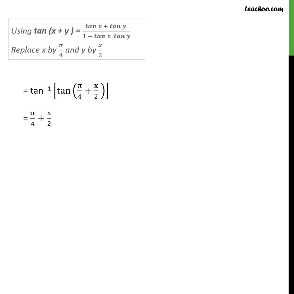 Example 5 - Chapter 2 Class 12 Inverse Trigonometric Functions - Slide 4