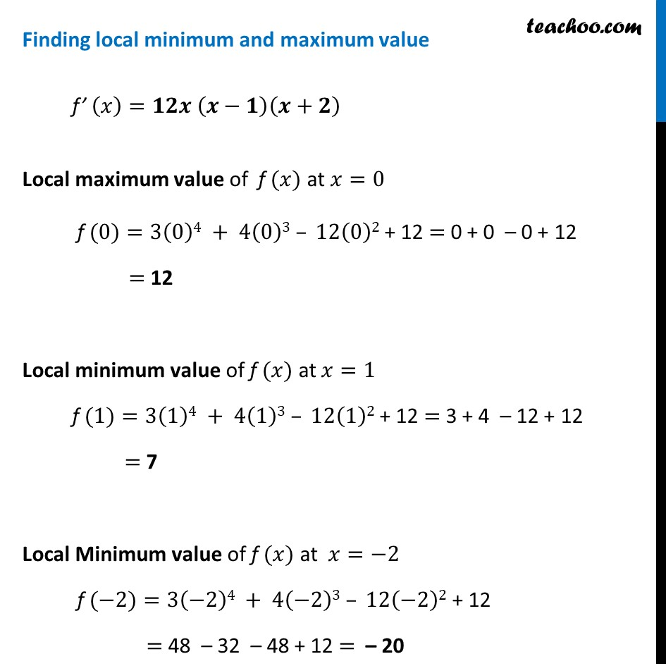 Example 32 - Chapter 6 Class 12 Application of Derivatives - Part 5