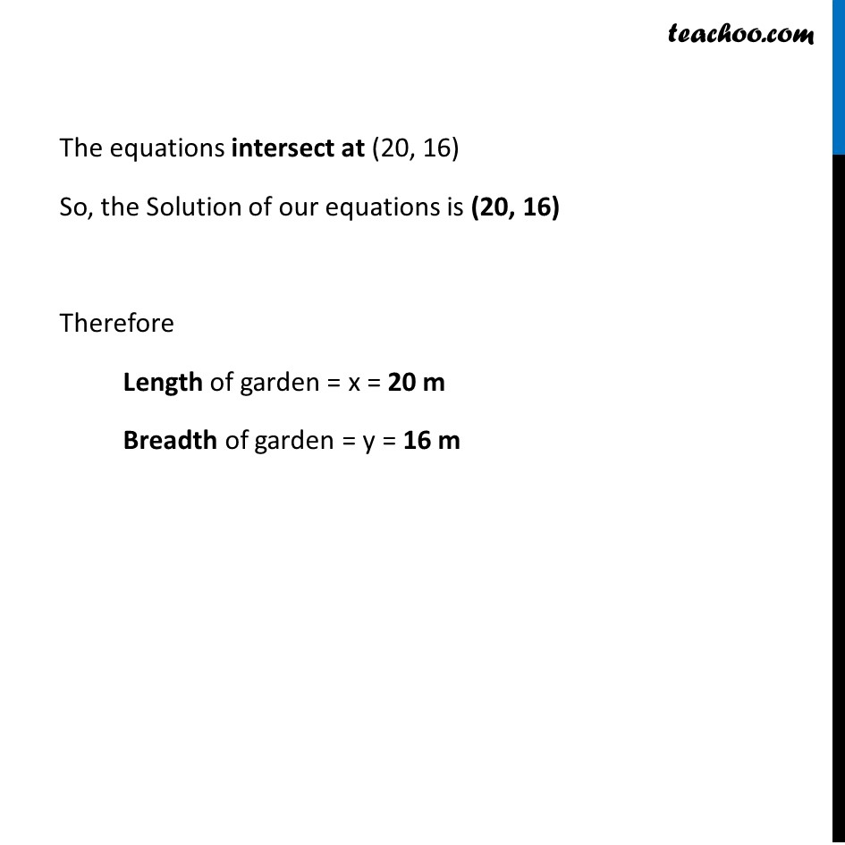 Ex 3.2, 5 - Chapter 3 Class 10 Pair of Linear Equations in Two Variables - Part 6