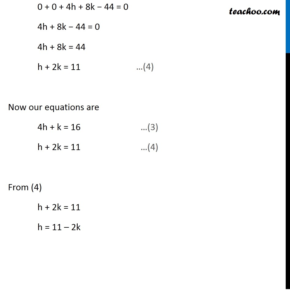 Ex 11.1,  10 - Chapter 11 Class 11 Conic Sections - Part 3