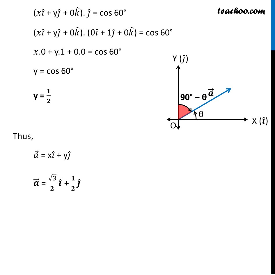 Misc 1 - Chapter 10 Class 12 Vector Algebra - Part 4
