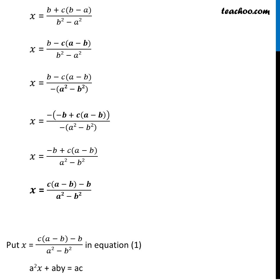 Ex 3.7, 7 (Optional) - Chapter 3 Class 10 Pair of Linear Equations in Two Variables - Part 7