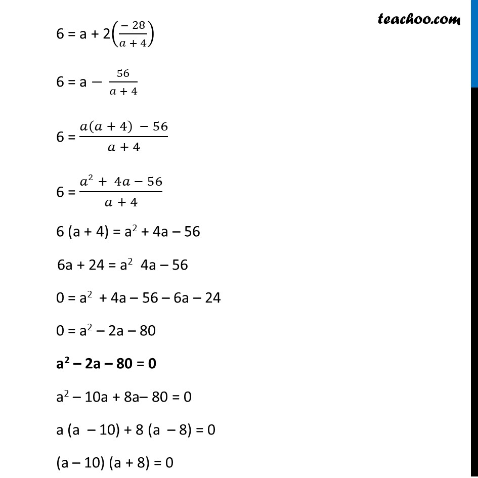 Ex 5.3, 3 - Chapter 5 Class 10 Arithmetic Progressions - Part 21