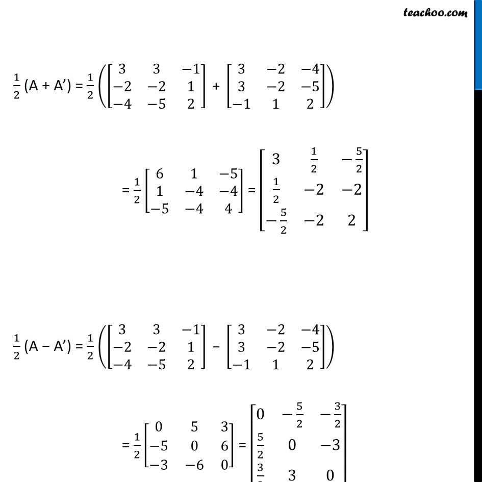 Ex 3.3, 10 - Chapter 3 Class 12 Matrices - Part 7