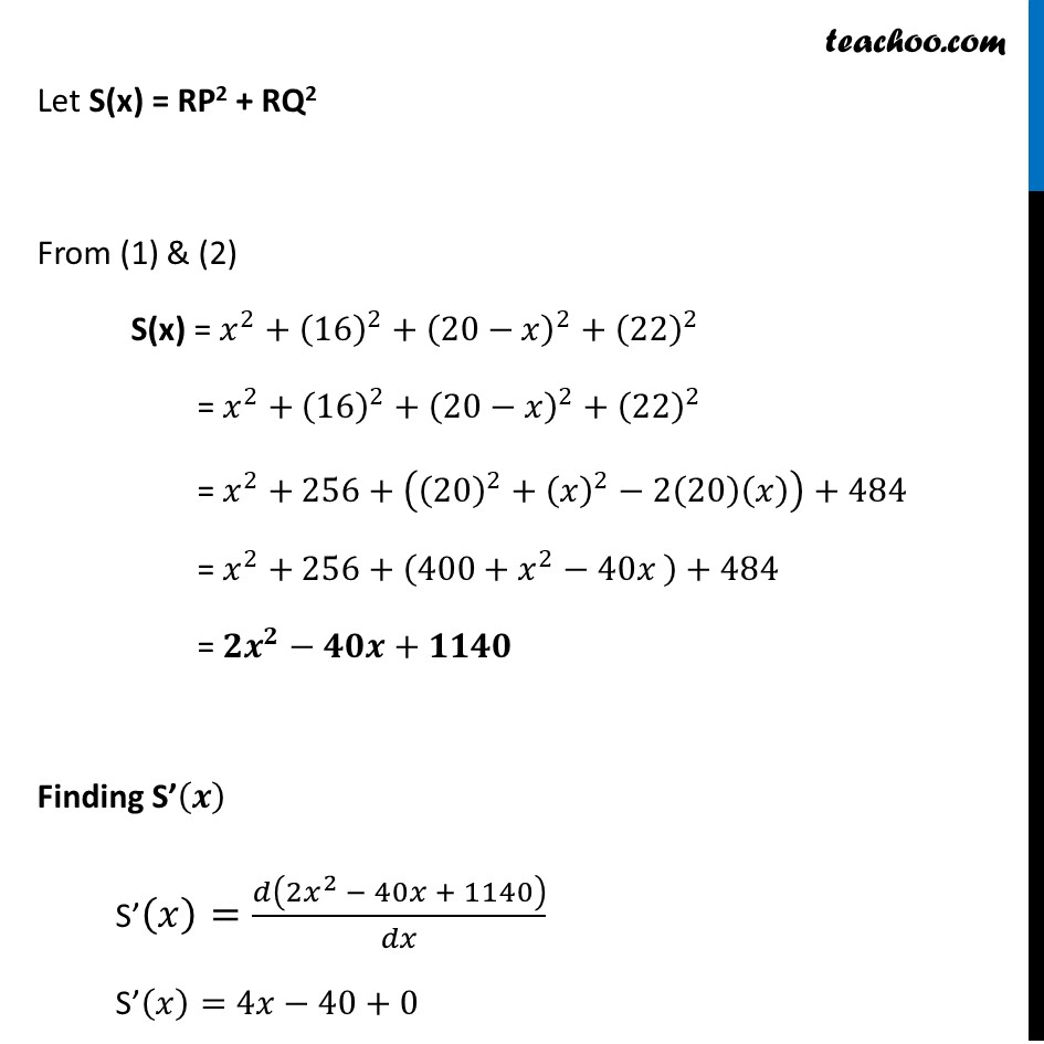 Example 36 - Chapter 6 Class 12 Application of Derivatives - Part 4