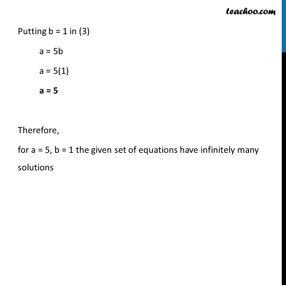 Ex 3.5, 2 - Chapter 3 Class 10 Pair of Linear Equations in Two Variables - Part 4