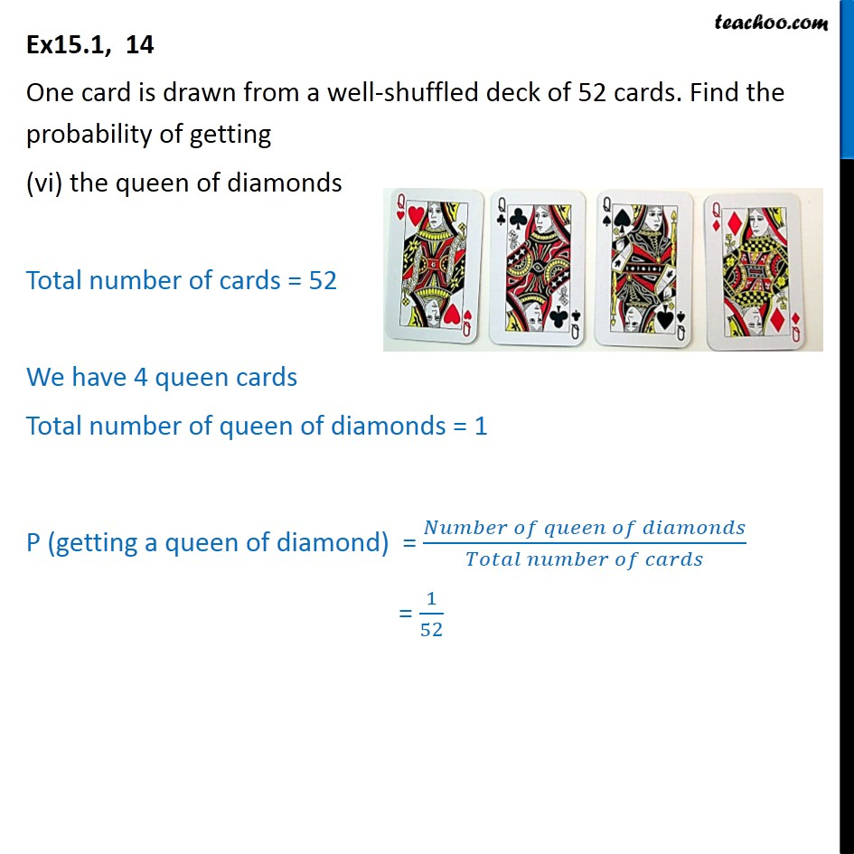 Ex 15.1, 14 - Chapter 15 Class 10 Probability - Part 6