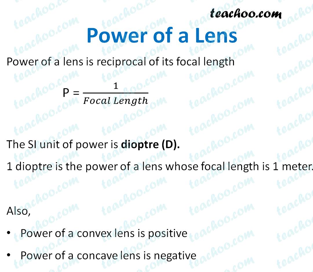 power-of-a-lens---summary-image---teachoo.png