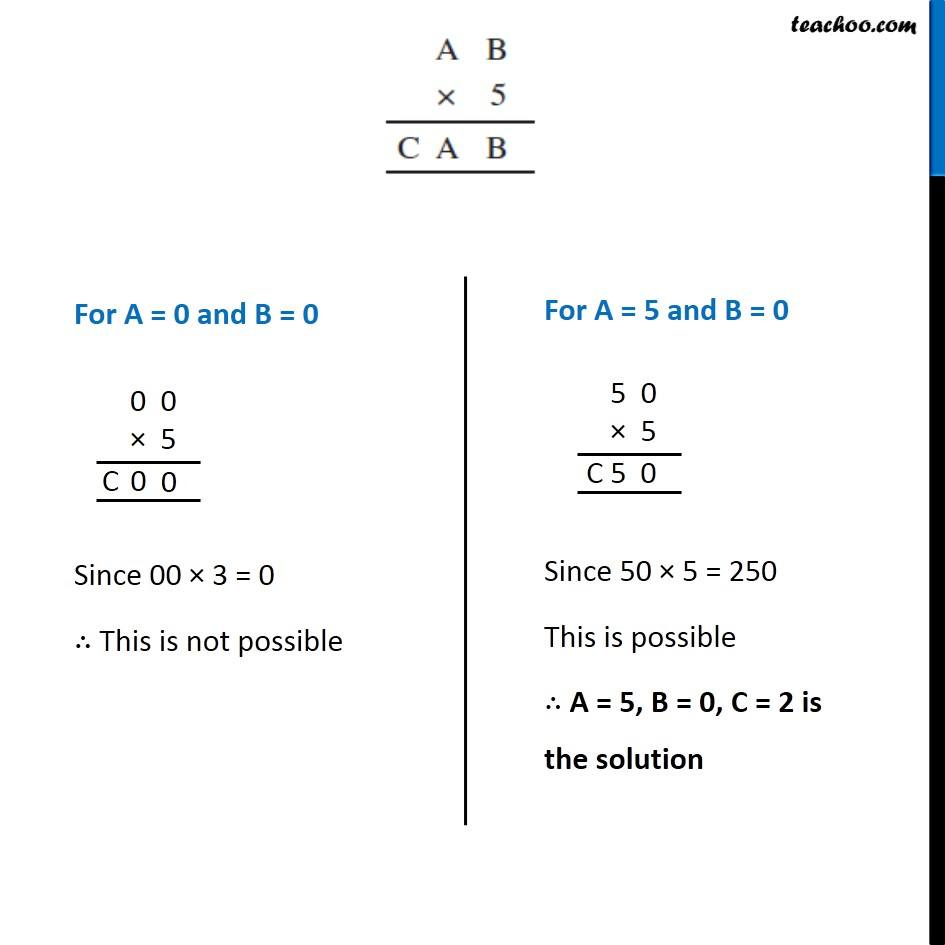 Ex 16.1, 6 - Chapter 16 Class 8 Playing with Numbers - Part 3