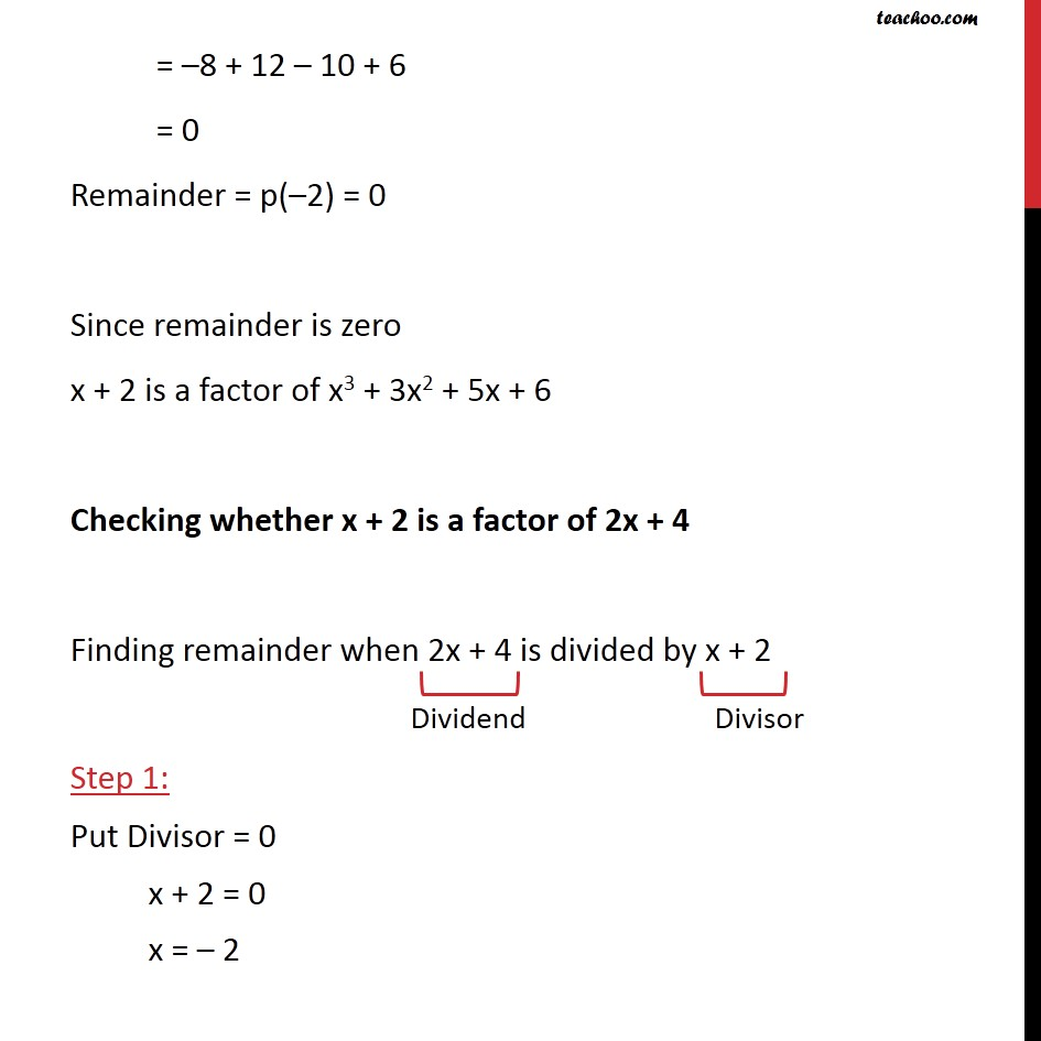 Example 11 - Chapter 2 Class 9 Polynomials - Part 2