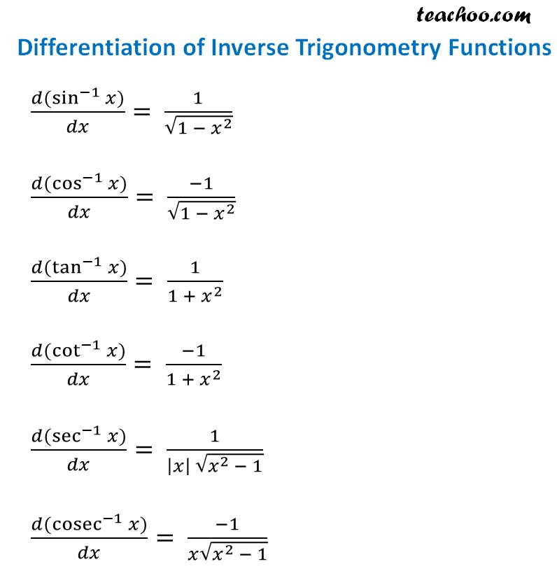 Differentiation of Inverse Trigonometry Functions.jpg