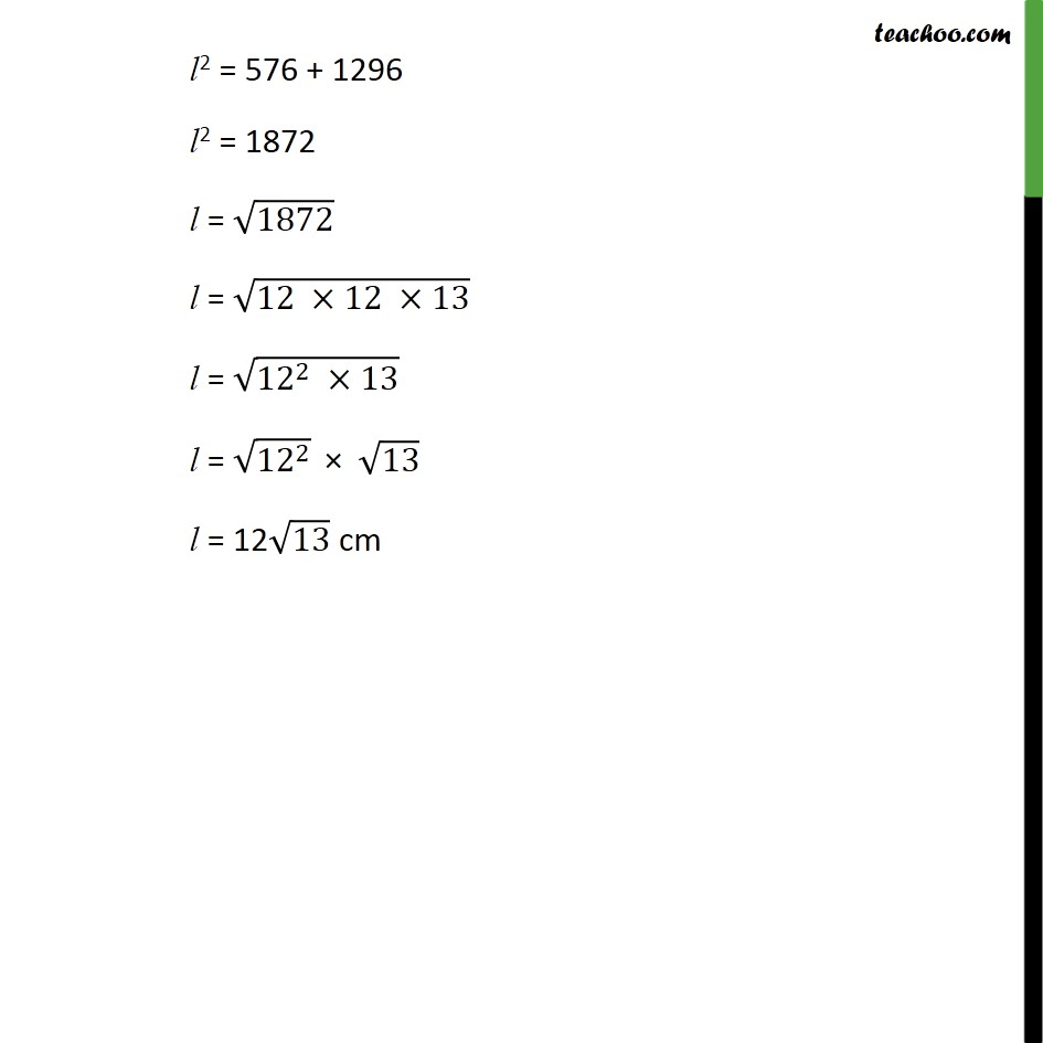 Ex 13.3, 7 - Chapter 13 Class 10 Surface Areas and Volumes - Part 4