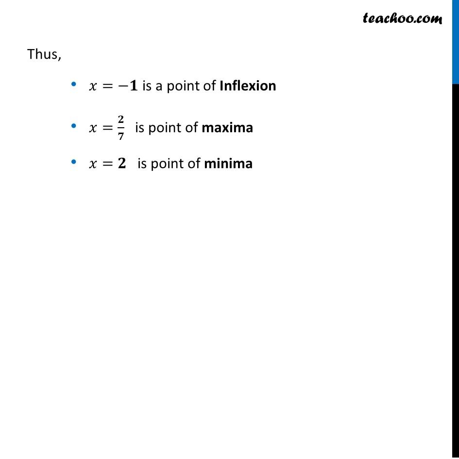 Misc 13 - Chapter 6 Class 12 Application of Derivatives - Part 4