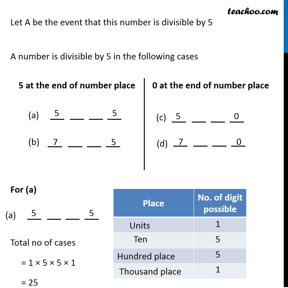 Misc 9 - Chapter 16 Class 11 Probability - Part 3