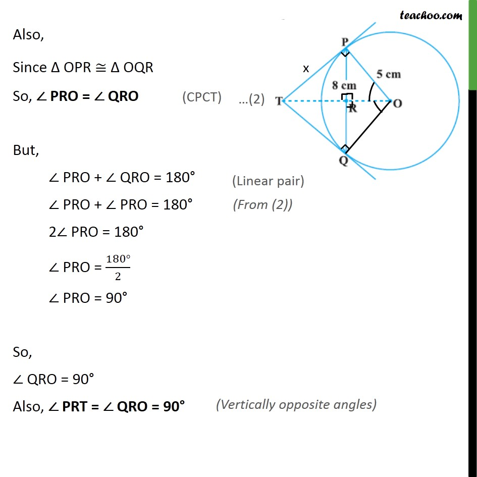 Example 3 - Chapter 10 Class 10 Circles - Part 8