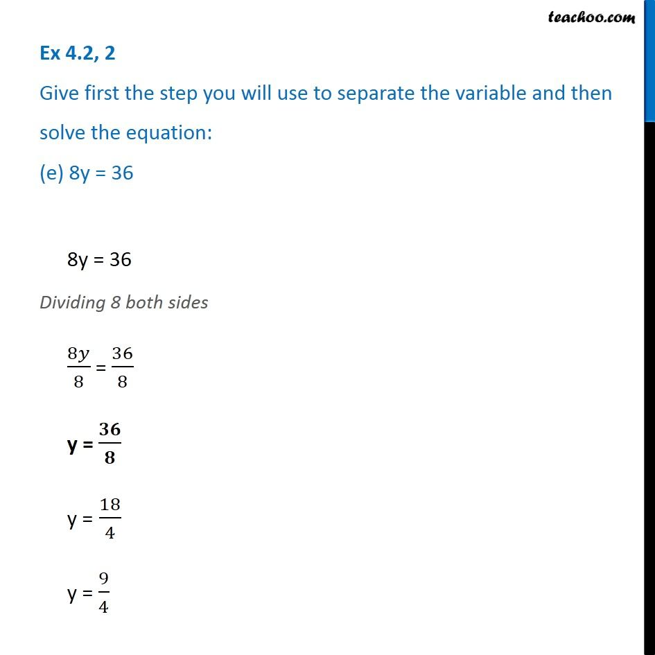 Ex 4.2, 2 - Chapter 4 Class 7 Simple Equations - Part 5